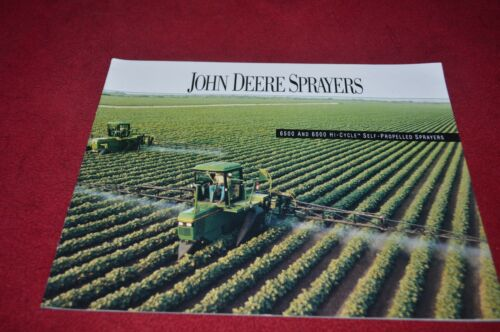 John Deere 6000 6500 Sprayer Dealer/'s Brochure YABE10 ver2