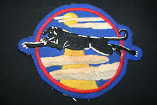 SUPERB 414TH NIGHT FIGHTER SQUADRON 12TH AAF AIR FORCE A2 JACKET PATCH
