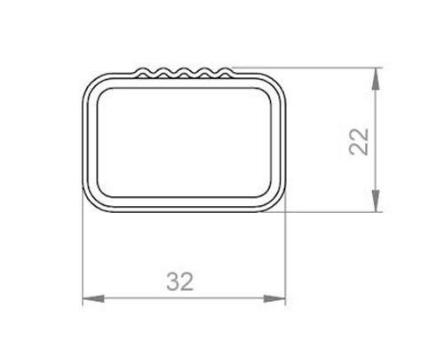 Dachträger Aurilis Original für Volvo S80 Stufenheck 5Türer ab 03//06