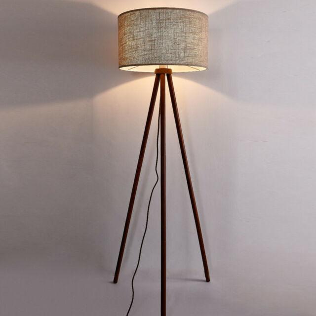 Led Floor Lamp Mid Century Modern