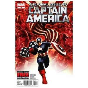 Captain-America-2011-series-19-in-Near-Mint-condition-Marvel-comics-yd