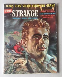 Details about March 1957 'True Strange' Magazine
