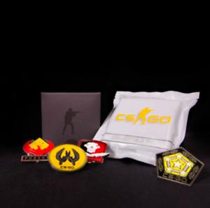 CSGO Counter Strike Global Offense Blind Bag Pins Series 2 Brand New RANDOM PIN