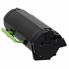 Lexmark MX610de MX511dhe MX511de MX510de Black Extra High Yield Toner 601X