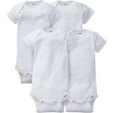 NWT Infant Gerber 2 Sleep /& Plays Organic Cotton Size 0-3 Months Pinks #241V