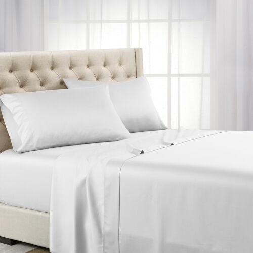Ultra Soft  600 Thread Count 100/% Tencel Bed Sheets Eucalyptus Lyocell Sheet Set