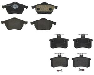 Audi S4 Brembo Front Brake Pads Set Teves Braking System