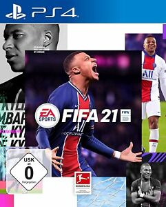 PreOrder: FIFA 21 PS4