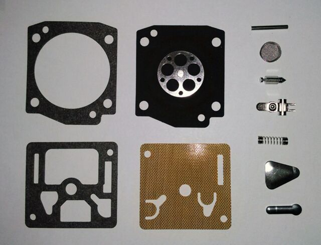 Carburetor Rebuild Kit For Stihl 034 MS340 C3A-S4C C3A-S19 C3A-S25 C3A ZAMA RB31