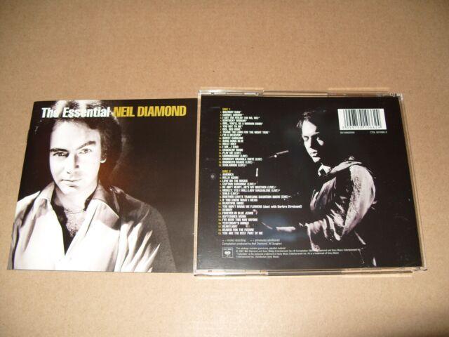 Neil Diamond  The Essential Neil Diamond (2 cd 2001) Ex Condition