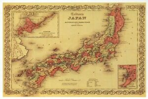Japan Karte Physisch.Japan Karte