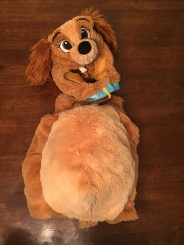 """Disney Store Lady, """"Lady and the Tramp"""" Movie Baby"""