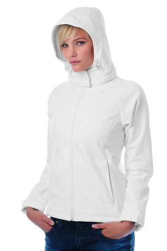 B&c Donna Outdoor Softshell Giacca Funzione fibra XS - 2xl Outdoor Giacca hüftlang