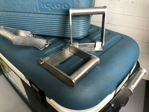 Aluminium Swing-up PoignéeIgloo Type Cool Box Poignée de remplacementBoîte Poignée