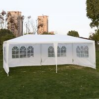 Outdoor 10u0027x20u0027canopy Party Wedding Tent Gazebo Pavilion Cater Events 4 Sidewall & Northcrest Outdoor Tents Home and Garden - DealTime.com