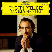Chopin - 24 Preludes raccogli 28 MAURIZIO POLLINI MADE IN WEST GERMANY