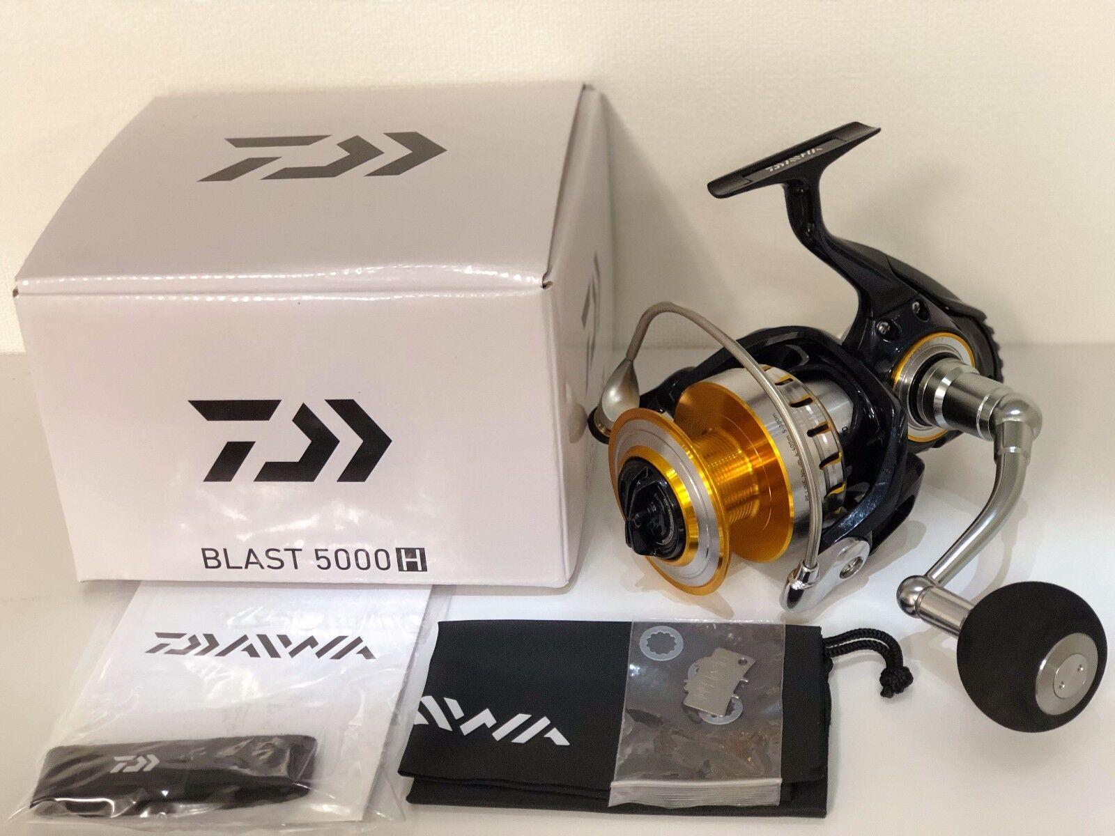 DAIWA 16 BLAST 5000H   - - - gratuito Shipping from Japan 632