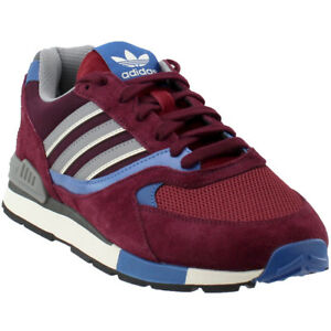 8ae8d6aebf33c4 Image is loading adidas-QUESENCE-Running-Shoes-Maroon-Mens
