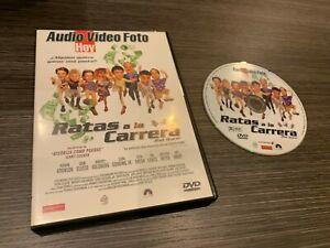 Rat-a-la-Carrera-DVD-Rat-Race-Rowan-Atkinson-Amy-Smart-Jon-Lovitz