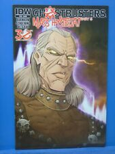 Ghostbusters International #1 Variant Edition IDW Comics CB10487