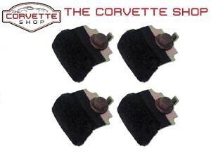 Great Image Is Loading Corvette Door Glass Anti Rattle Cushion Inner Felt