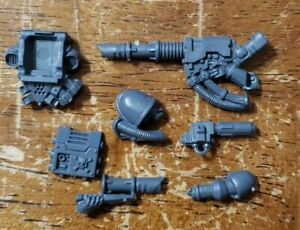 Warhammer 40,000 Space Marine Devastator Squad Bits