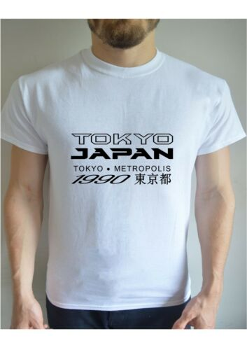 TOKYO City Japan Country Printed T Shirt Holidays Gift Present Cool Tee Top