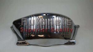 Turbo 350 Polished Aluminum Transmission Flywheel Cover FlyWheel Dust Cover