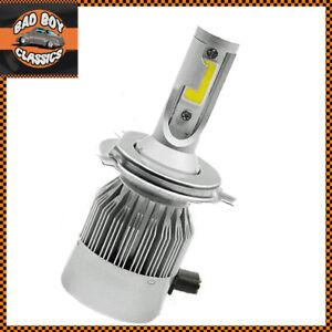 H4-LED-Conversion-Ampoule-Diamant-Blanc-pour-Moto-Harley-Davidson