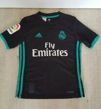 7533cb86513 item 3 Real Madrid Away age 9-10 Football shirt 2017 18 Black Emirates Ronaldo  7 Adidas -Real Madrid Away age 9-10 Football shirt 2017 18 Black Emirates  ...