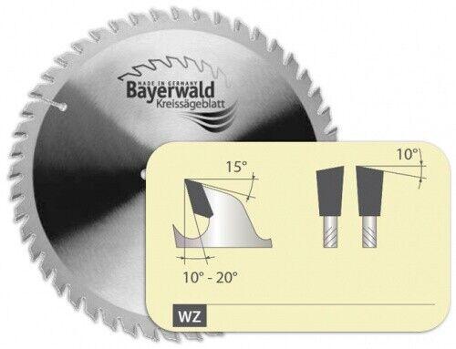 HM Kreissägeblatt - Ø 150 mm x 2,6 mm x 20 mm   Z=48 WZ