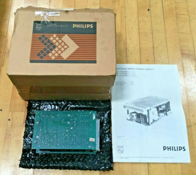 Philips PE 111402 U Switched Mode Power Supply 110220VAC 160VA