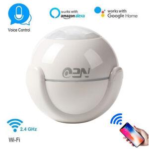 NEW WIFI Smart PIR Infrared Motion Sensor Wireless Alarm