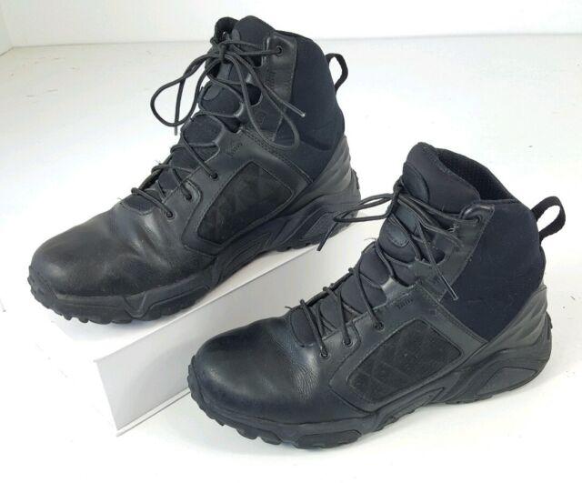 Under Armour Tac Zip 2.0 Tactical Boot Black Men Size 8.5