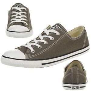 Detalles de Converse CT as dainty Ox Chucks zapatos cortos señora 532353c ver título original