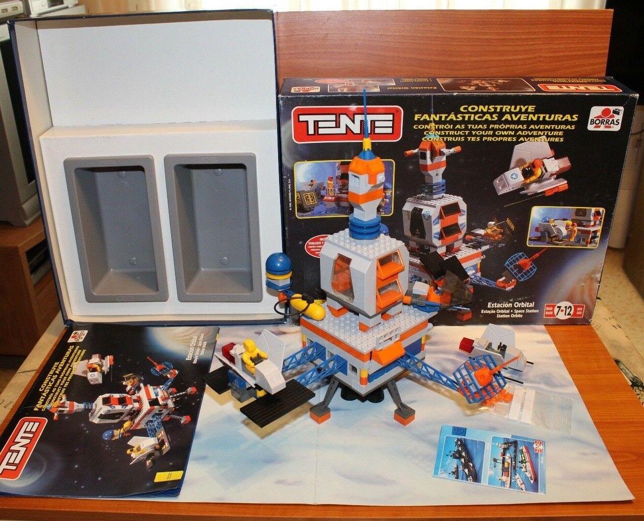 TENTE  ESTACION ORBITAL  BORRAS REF.70121 AÑO 1998