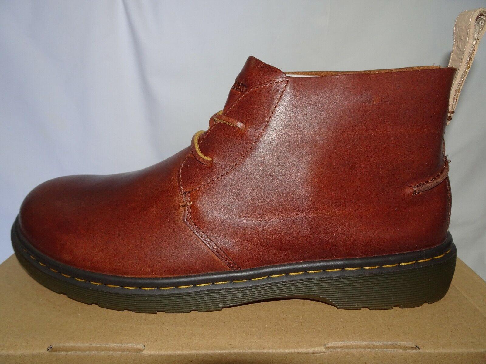 Dr Martens Brown EMBER Chukka Boots *Size 9.5 UK/44 EU* BNIB *
