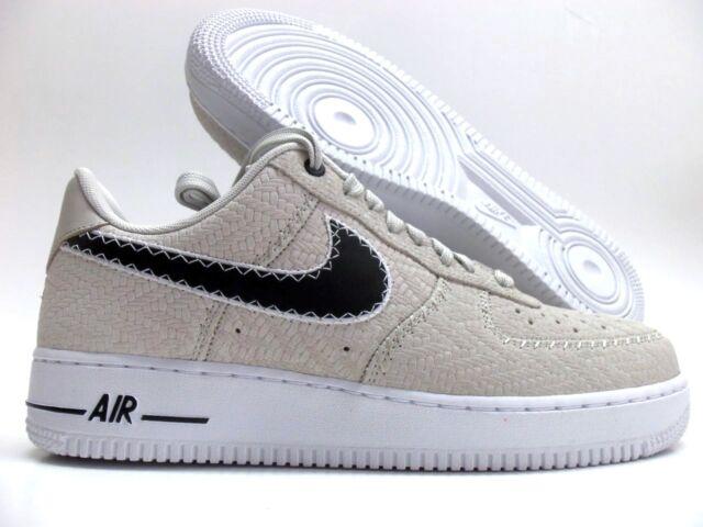 designer fashion 4c865 7db69 Nike Air Force 1 '07 N7 Light Bone/black-white Size Men's 9 Ao2369-001