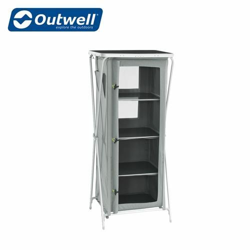 Outwell Bermuda Camping Wardrobe - New for 2019 Camping Storage 530078