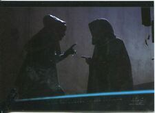 "Star Wars Galactic Files 2 Weak Minded Chase Card WM-4 ""You will take me to ."""