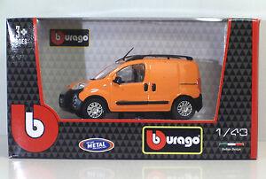 Bburago-30330-FIORINO-Van-METAL-Scala-1-43