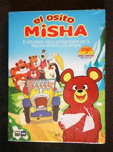 EL-OSITO-MISHA-SERIE-COMPLETA-3-DVDs-26-Caps-Creado-1979-NUEVO-Y-SELLADO
