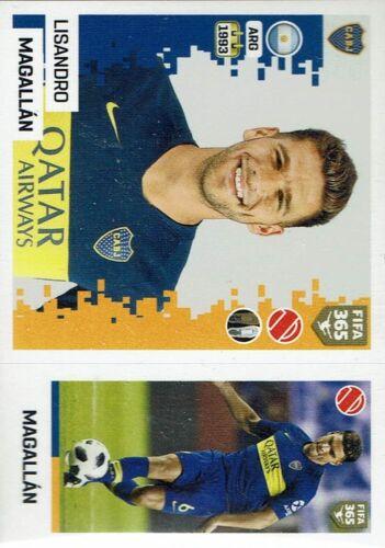 PANINI ® FIFA 365 2019 Sticker 240-468 pezzi scegliere singolarmente a partire da 6 pezzi 50/% di sconto