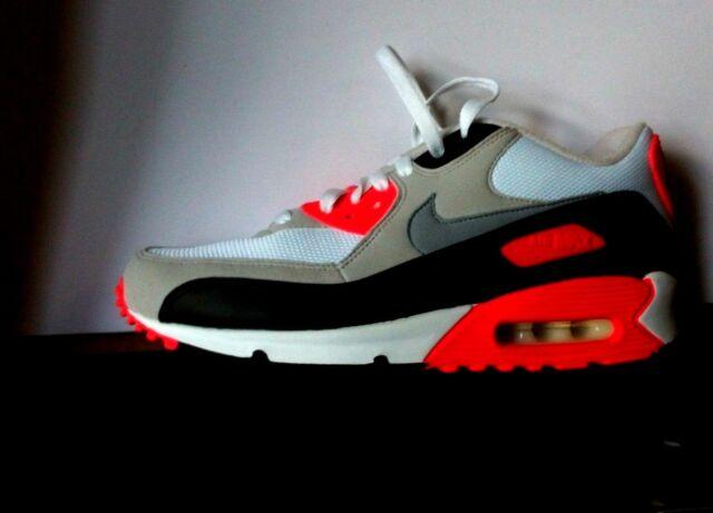 wholesale dealer 4bc9a e3b1b Nike Air Max 90 Infrared 9.5 dunk 2011 270 1 95 97 720 vapormax react force