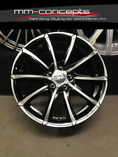 18 ZOLL Sommerkompletträder 225/45 R18 Reifen Felgen Ford Galaxy Mondeo S-Max