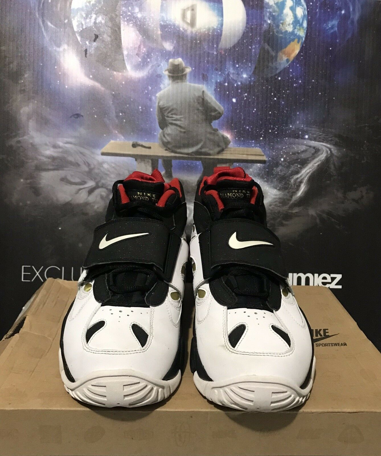 Nike Air Diamond Turf 2 Og  Size 8.... Yeezy.... Off White