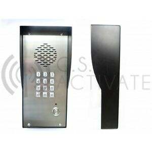 Details about 3G GSM INTERCOM WITH KEYPAD - UK MANUFACTURED BY GSM ACTIVATE