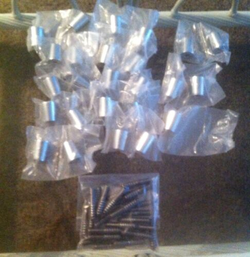 beer tap handle repair parts 100 3//8-16 ferrule and 5//16-18 hanger bolts