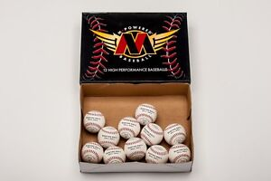 "TWO DOZEN ALL LEATHER SKILL AND DEVELOPMENT 7.5"" BASEBALL-GREAT FOR TRAINING!"