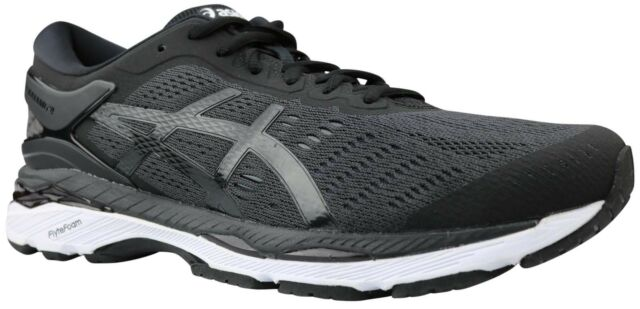 Asics Gel Kayano 24 Womens Running Trainers Running Shoes Black T799N-9016  Size 36 - 39 NEW